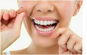 teeth extraction vs flossing