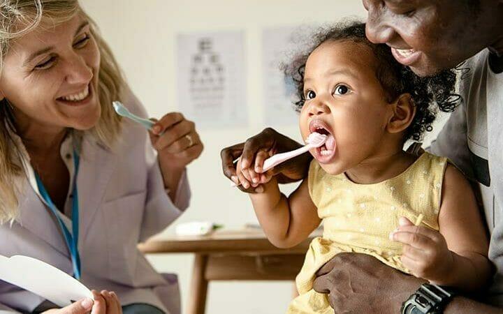 Pediatric Dentistry – Kids Dentist